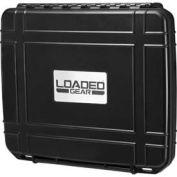 """Loaded Gear HD-10 Hard Case, Watertight, Crushproof w/Wrist Strap, 8-7/8""""Lx10-11/16""""Wx1-3/8""""H"""