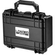 "Loaded Gear HD-100 Hard Case, Watertight, Crushproof, 8-5/16""L x 6-5/8""W x 3-1/2""H"