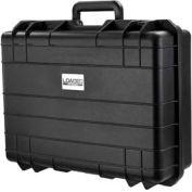"Loaded Gear HD-400 Hard Case, Watertight, Crushproof, 20-1/4""L x 16-5/16""W x 7-29/32""H"