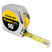"""PowerLock Tape Rule 3/4"""" x 16'"""
