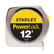 "PowerLock Tape Rule with Metal Case 1/2"" x 12'"
