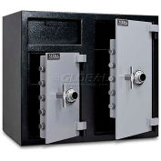 "Mesa Safe MFL2731CC, B-Rate Depository Safe Front Loading, Combo Lock, 30-3/4""Wx21""Dx27-1/4""H"