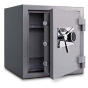 "Mesa Safe High Security Fire Safe, 2-Hr Fire Rating, Digital Lock, 22""W x 22""D x 22-1/2""H"