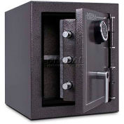 "Mesa Safe Burglary & Fire Safe Cabinet 2-Hr Fire Rating Digital Lock17-1/4""Wx18-3/4""Dx20""H"