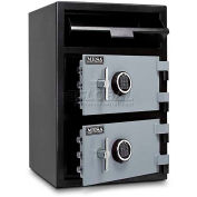 "Mesa Safe B-Rate Depository Safe Front Loading, Digital Lock, 20""W x 20""D x 30""H"