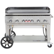 "48"" Mobile Outdoor Griddle, Liquid Propane"