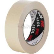 Masking Tape, 12mm x 55m, 5.1 Mil, Tan - Pkg Qty 72