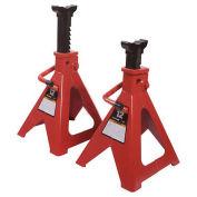 Sunex Tools 12 Ton Jack Stands, Steel Base, Pair