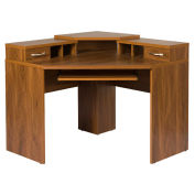 American Furniture Classics Corner Desk W/Monitor Platform