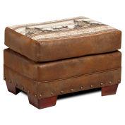 American Furniture Classics Alpine Lodge Ottoman