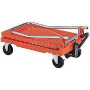 Standard Work Cart with Scissor, 220 Lb. Capacity