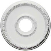 "Ekena CM16ME Medea Ceiling Medallion 16-1/2""OD x 3-7/8""ID x 1-1/2""D"