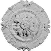 "Ekena CM16SO Southampton Ceiling Medallion 16-1/2""OD x 2-3/8""D x 2-7/8""C"
