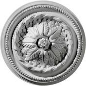 """Ekena CM16WG Wigan Ceiling Medallion 16""""OD x 2-1/4""""ID x 2-1/4""""D"""