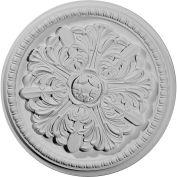 "Ekena CM16SW Swindon Ceiling Medallion 16-7/8""OD x 1-1/2""D x 3""C"