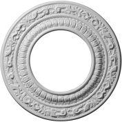 "Ekena CM08AD Andrea Ceiling Medallion 8-1/8""OD x 4-1/8""ID x 1/2""D"