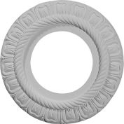 "Ekena CM09CL Claremont Ceiling Medallion 9""OD x 4-3/8""ID x 1/2""D"