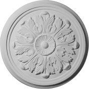"""Ekena CM17LE Large Legacy Acanthus Ceiling Medallion 17-7/8""""OD x 1-1/8""""D"""