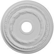 "Ekena CM17DU Dublin Ceiling Medallion 17-7/8""OD x 3-5/8""ID x 1-1/4""D"