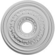 "Ekena CM17OL Orleans Ceiling Medallion 17-5/8""OD X 3-5/8""ID X 1-7/8""D"