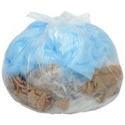 Medium Duty Trash Bags, 55 Gallon, 0.75 Mil, 100/Case