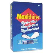 Hospital Specialty Co. Maxi Thin Sanitary Napkins, 100/Case