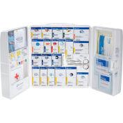 209 Piece Large First Aid Kit, OSHA Compliant, Plastic Case