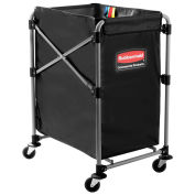 Rubbermaid® 4 Bushel Capacity X-Cart Collapsible Bulk Truck