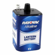 Rayovac® 6V Spring Terminal Alkaline D Cell Lantern Battery - Pkg Qty 6