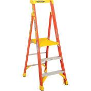 Werner PD6203 3' Type 1A Fiberglass Podium Ladder