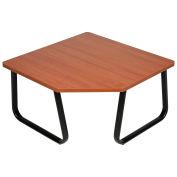"""Corner Coffee Table, Cherry Top, 29-1/2"""" x 29-1/2"""""""