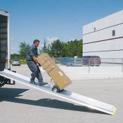 "Magliner SR2412 Retractable Underbody Truck Slider Ramp & Track, 24""W x 12'L"