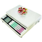 "Optima Parts Counting Digital Scale 30 kg x 1 g 9"" x 13-5/16"" Platform, OPF-P30LCD"