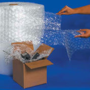 """48""""x300'x3/16"""" UPSable Perforated Bubble Roll, 4 Pack"""