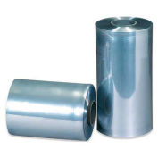 """10""""W x 500'L Reynolon 5044 PVC Shrink Film, 75 Gauge, Clear"""