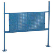 """36""""W Pegboard Mounting Kit for 48""""W Workbench - Blue"""