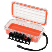 "Plano Guide Series Airtight & Waterproof Storage Case, 9""L x 4-7/8""W x 3""H"