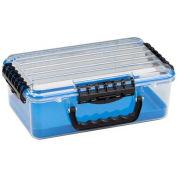 "Guide Series Airtight & Waterproof Storage Case, 14""L x 9""W x 5""H, Blue"