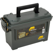 "Molding Water Resistant Ammo Can Filed Box, 11-5/8""L x 5-1/8""W x 7-1/8""H, Green"