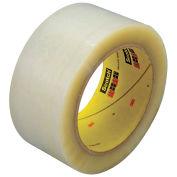 "Scotch® Box Sealing Tape 355, 3"" x 55 Yds, 3.5 Mil, Clear - Pkg Qty 36"
