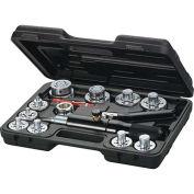 "Mastercool® Hydra-Swage Tube Expanding Tool Kit to 2-1/8"""