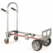 Magliner GMK16UAE Gemini Junior 2-in-1 Convertible Hand Truck Microcellular