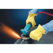"""Dynabrade 4-1/2"""" Dia. Right Angle Depressed Center Wheel Grinder, 1.3HP, 12,000 RPM"""