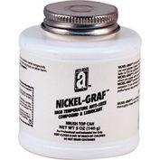 NICKEL-GRAF™ Nickel & Graphite Based Anti-Seize 2600°F, 5oz. Brush Top 12/Case - Pkg Qty 12