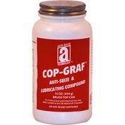COP-GRAF™ Copper, Graphite Anti-Seize 1800°F, 1Lb. Brush Top 12/Case - Pkg Qty 12
