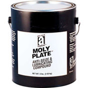 MOLY PLATE™ Anti-Seize w/Molybdenum Disulfide 2400°F, 8 Lb. Pail 4/Case - Pkg Qty 4