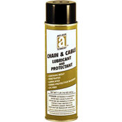 Chain & Cable Lubricant Lube, 20oz. Aerosol 12/Case - Pkg Qty 12