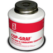 COP-GRAF™ Copper, Graphite Anti-Seize 1800°F, 5oz. Brush Top 12/Case - Pkg Qty 12