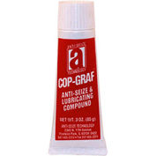 COP-GRAF™ Copper, Graphite Anti-Seize 1800°F, 3oz. Tube 12/Case - Pkg Qty 12