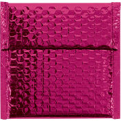 "7""x6-3/4"" Pink Glamour Bubble Mailer, 72 Pack"